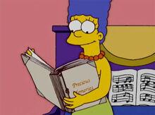 Marge album precioso