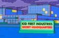 Indústrias Crianças Primeiro