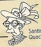 Santina Quackenbush