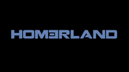 Homerland title card