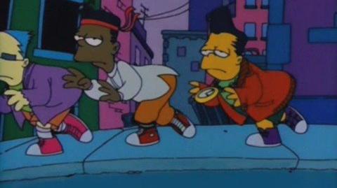 Simpsons - Do The Bartman - Music Video