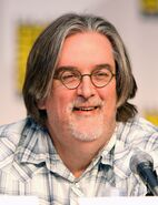 Matt Groening convention