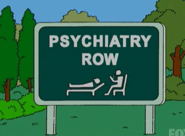 Psychiatry Row