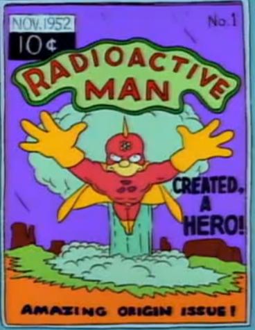 Radioactive Man (comic)