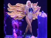 Gaga in concert