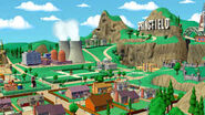 Lego Dimensions Springfield from The Simpsons