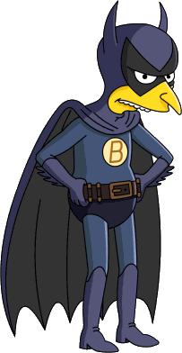 Batman Frégivor
