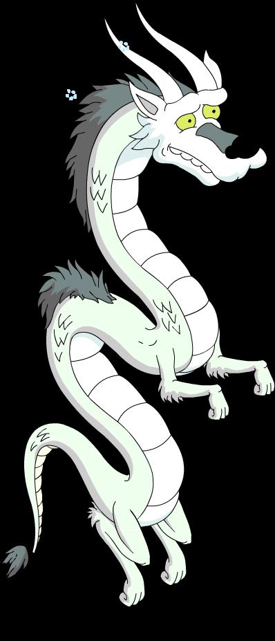 O Dragão Branco