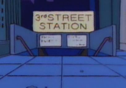 3rd Street Station