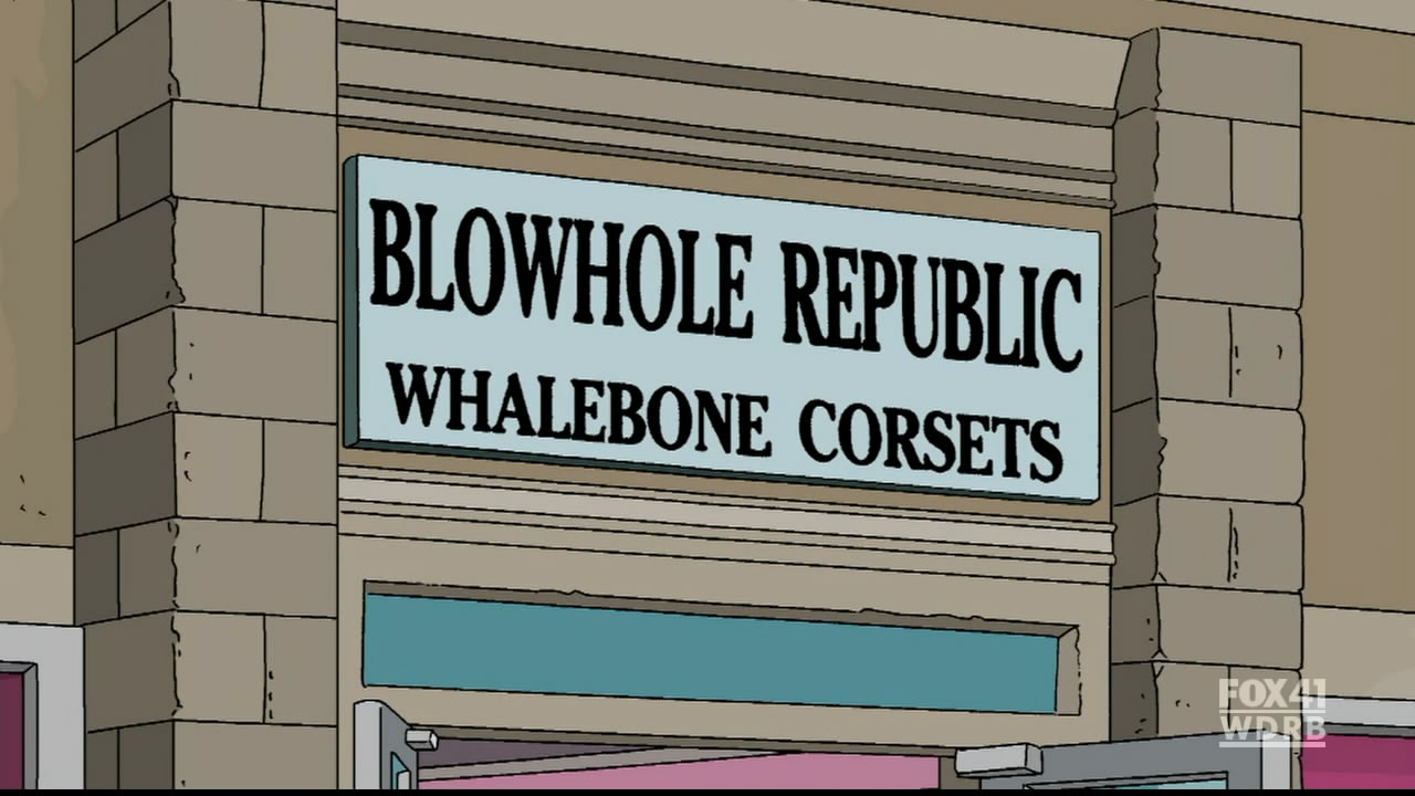 Blowhole Republic