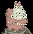 Multi-eyed-squirrel