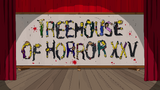 Treehouse of Horror XXV - Title Card