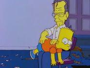 Due pessimi vicini di casa I Simpson