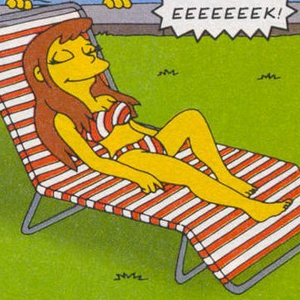 Laura by the poolside.PNG