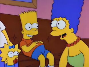 Lisa's First Word 49