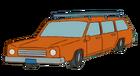 OrangeStationWagon