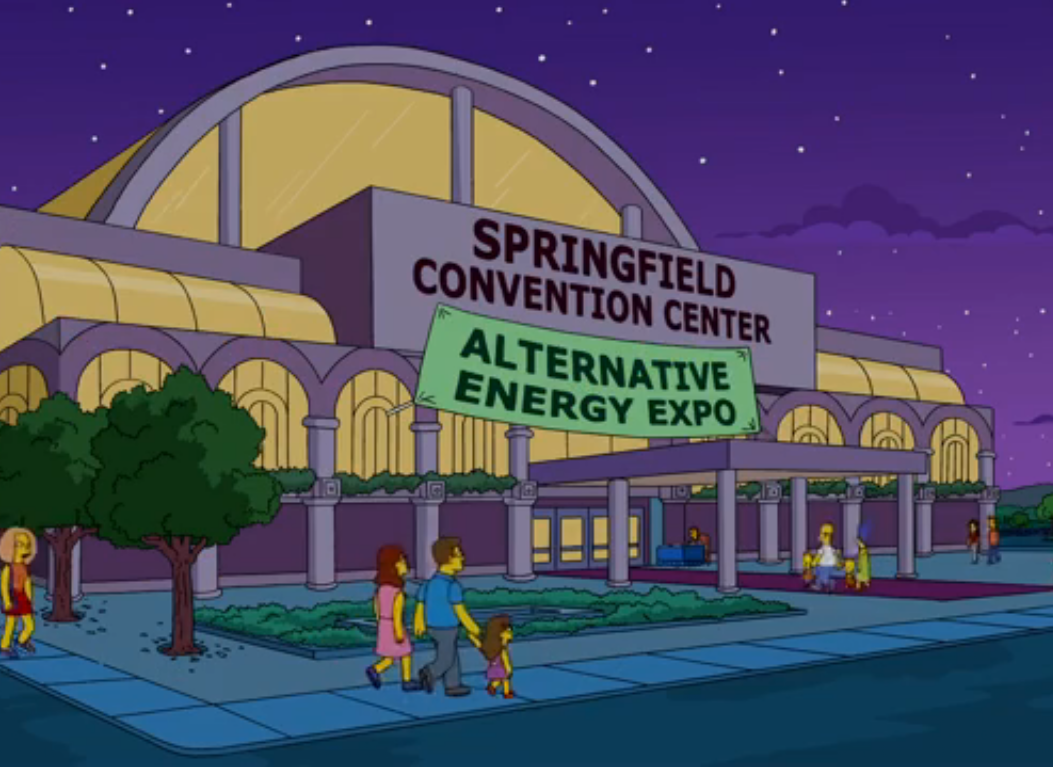 Springfield Convention Center
