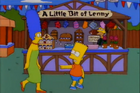 A little Bit of Lenny-Location