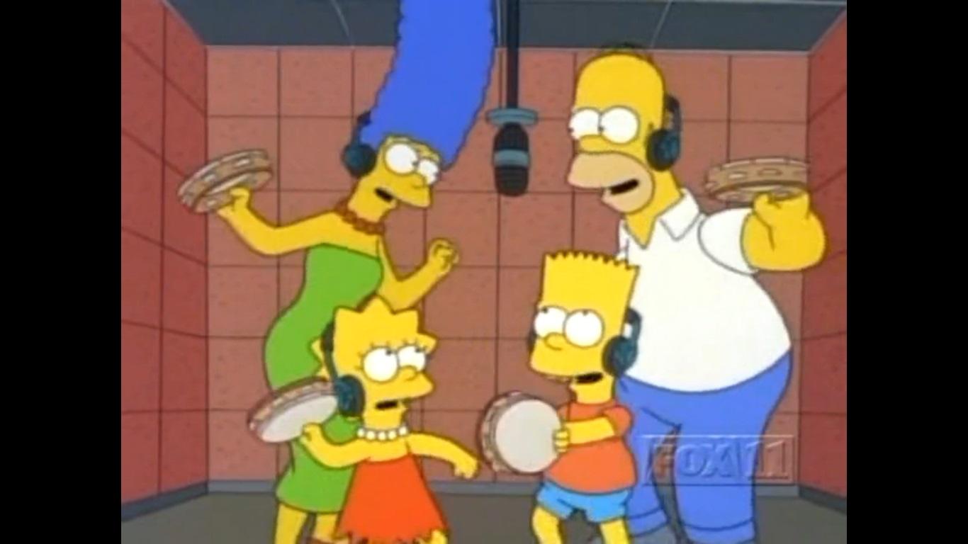Simpsons Boogie