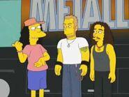 Metallica in The Simpsons