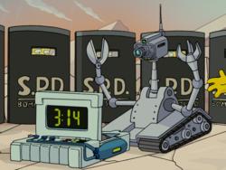 Robô Anti-Bomba