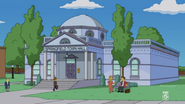 The Animals of Springfield - Springfield Town Hall 1