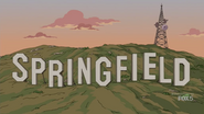 The Animals of Springfield - Springfield sign 2