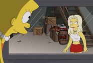 Lisa sees Candy
