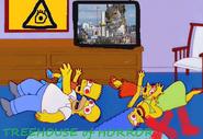 Treehouse of Horror XL fan art