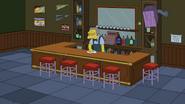 The Animals of Springfield - Moe's Tavern 8