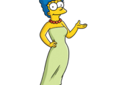 Marge Simpson (Turtle Soup)
