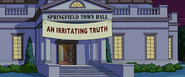 The Animals of Springfield - Springfield Town Hall 2