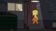 Candy sees Lisa