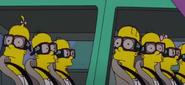 Homer's sperm