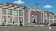 The Animals of Springfield - Springfield County Court House