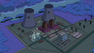 The Animals of Springfield - Springfield Nuclear Power Plant 5