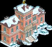 Springfield Orphanage Snow Menu