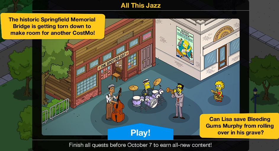 All This Jazz 2020 Event