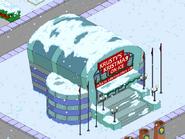 Krusty's Kristmas on Ice in winter
