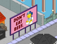 Meat Propaganda Billboard1