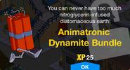 Animatronic Dynamite Bundle Unlocked
