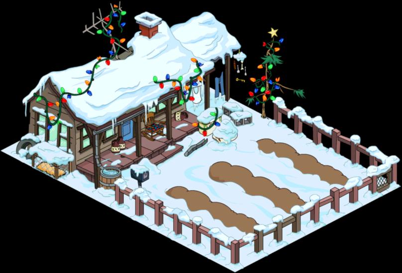 Christmas Cletus's Farm