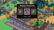 Whatever, Werewolves 3 Donuts full screen