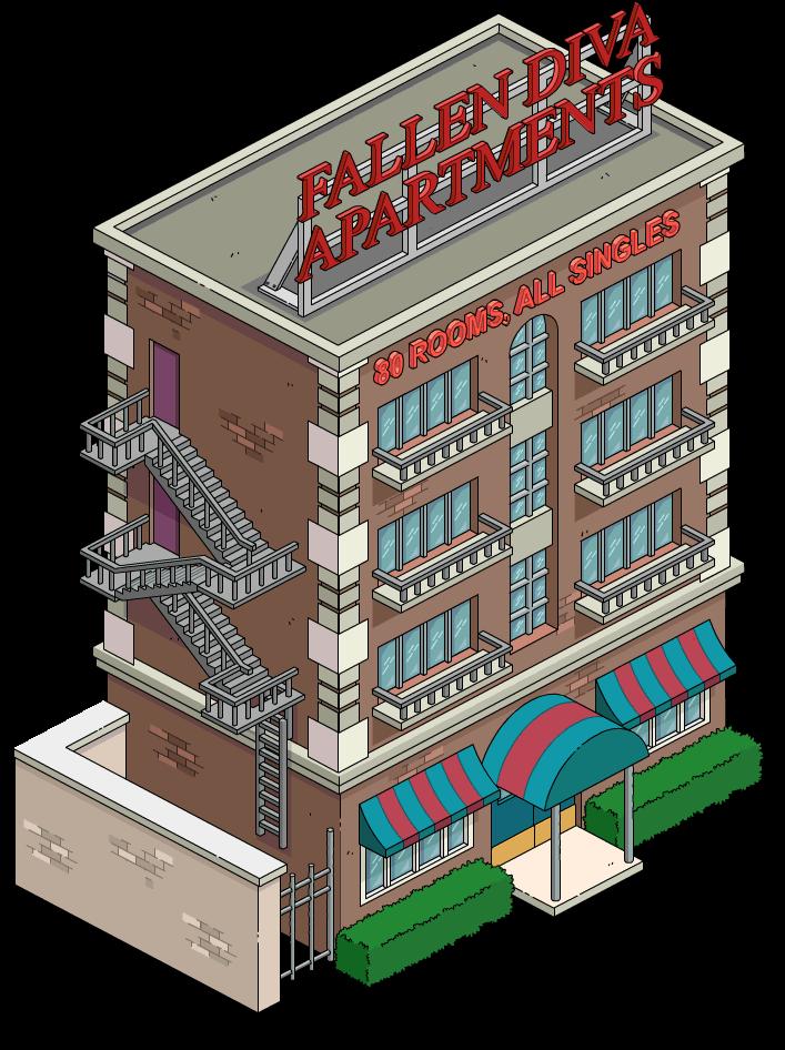 Fallen Diva Apartments