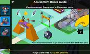Itchy & Scratchy Land Amusement Bonus Guide