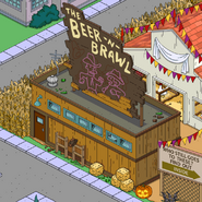 Beer-N-Brawl in the game