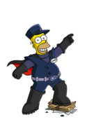 Conductor Homer Inventory