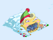 Evil Candy Cave animation
