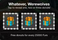 Whatever, Werewolves blank
