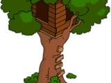 Bart's Tree House